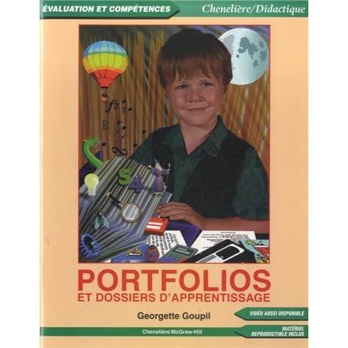 Portfolios et dossiers d'apprentissage