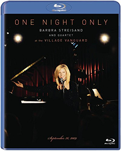 Streisand, Barbra - One Night Only Barbra Streisand and...