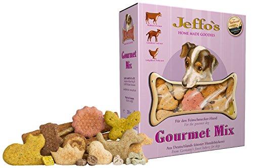 Jeffo Gourmet Mix Hundekekse (2 x 250g)