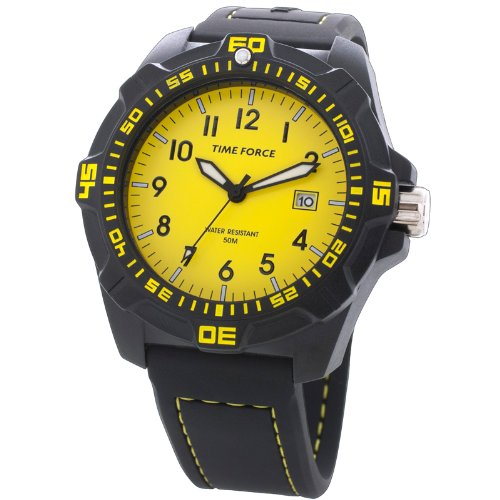 Montre TIME FORCE Quartz - Affichage bracelet Caoutchouc et Cadran 83036