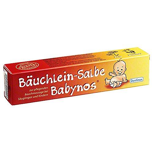 BAEUCHLEIN Salbe Babynos, 50 ml