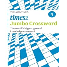 Times 2 Jumbo Crossword Book 4