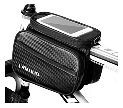 Bike Bag Bunte Fahrrad Lenker Pakete für 6 Zoll Telefon Multi-Funktions-Fahrrad-Zubehör#22