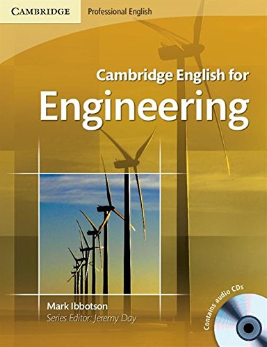 Cambridge English for Engineering Student's Book with Audio CDs (2) por Mark Ibbotson