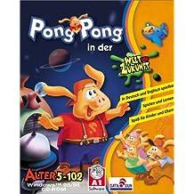 Pong Pong in der Welt der Zukunft. CD- ROM für Windows ab 95