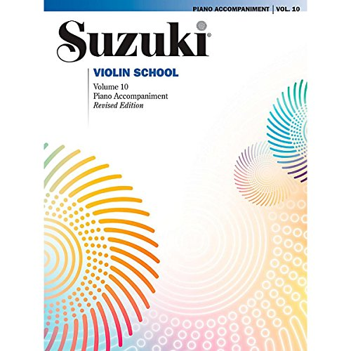Suzuki Violin School, Volume 10