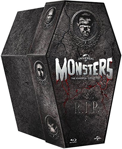 Pack Monstruos [Blu-ray]