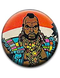 A Team Mr T Badge