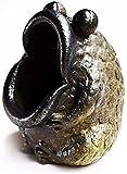 Giow Cerámica cerámica cerámica cerámica Cambiador de Incienso té Mascota cenicero de cerámica
