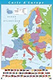 Grupo Erik Editores GPE4246-Carte Europe Poster 61 x 91,5 cm