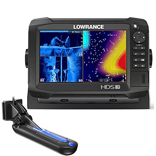 Lowrance HDS 7 Carbon Row totalscan (Lowrance Hds)