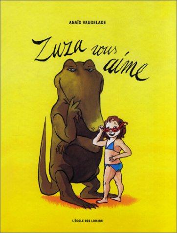 Zuza vous aime |