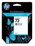 HP 72 Grau Original Druckerpatrone (69 ml) für HP DesignJet