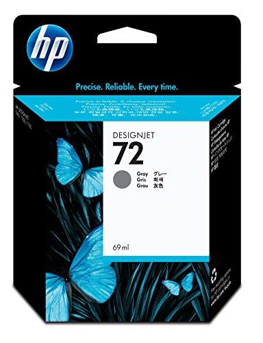 HP 72 C9401A Cartouche d'encre d'origine Photo Gris 69 ml