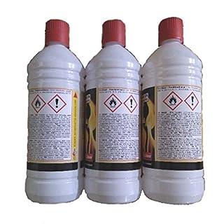 Flash Bioethanol 3 Liter 96% iges Ethanol 3 * 1L (EUR 3,07 / l)