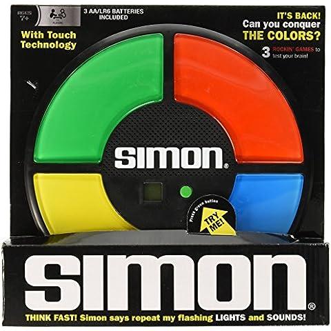 Simon Electronic Game - Juego de Simón dice (electrónico) [Importado de Inglaterra]