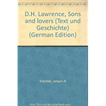 D. H. Lawrence, Sons and Lovers.