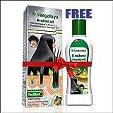 #6: Nisargalaya Brahmi Oil With Shampoo (100 ML each)