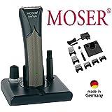 Rojo schopf24Edition: Moser–Cortapelos profesional, funcionamiento de red y batería, muchos posiciones. 40190
