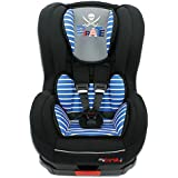 Car Seat Isofix Group 1 - 5 seat recline positions - Side impact protection - Confort and safety - Made in France - 0-4 years group 1 - 3 stars TCS - 32 colors