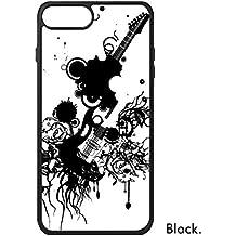 DIYthinker Guitarra Música Instrumentos Modelo Loco phonecase Cover de Apple Caja de Regalo iPhone más la