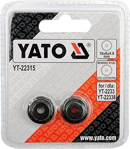 Yato yt-22315Rad-Cup-Ersatz-Schneidrad YT DIY 22338(Videoleuchte)