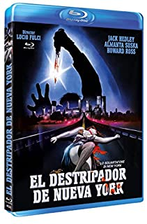 El Destripador De Nueva York BD 1982 Lo squartatore di New York [Blu-ray] (B01HKUYN4G) | Amazon price tracker / tracking, Amazon price history charts, Amazon price watches, Amazon price drop alerts