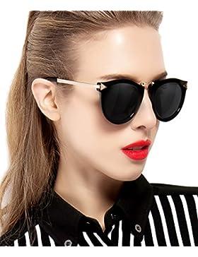 ATTCL Mujer Wayfarer Gafas De So