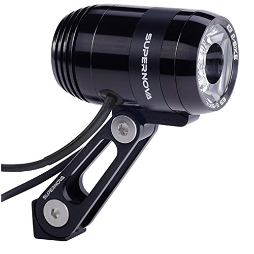 SUPER NOVA Supernova E3 E-Bike V1260 Frontlicht schwarz 2018 Fahrradbeleuchtung