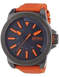 Hugo Boss Orange 1513010 - Reloj analógico de pulsera para hombre, correa de nailon