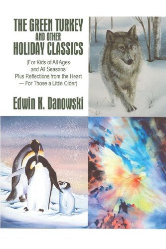 The Green Turkey and Other Holiday Classics Cover Image