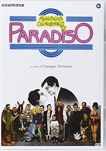 Bild von Nuovo Cinema Paradiso [IT Import]