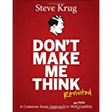 { { [ DON'T MAKE ME THINK, REVISITED: A COMMON SENSE APPROACH TO WEB USABILITY ] By Krug, Steve ( Author ) Dec - 2013 [ Paperback ]