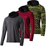 PRO TOUCH T-Shirt lang Hooded Rango II - L