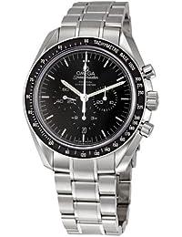 Omega 311.30.44.50.01.002del hombre Speedmaster Profesional Negro Dial reloj por Omega