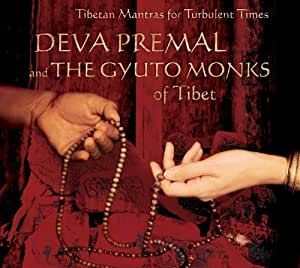 Tibetan Mantras For Turbulent Times by Deva Premal, The Gyuto Monks (2011) Audio CD