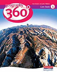 Geography 360 Degrees Core Pupil Book 1: Core book 1