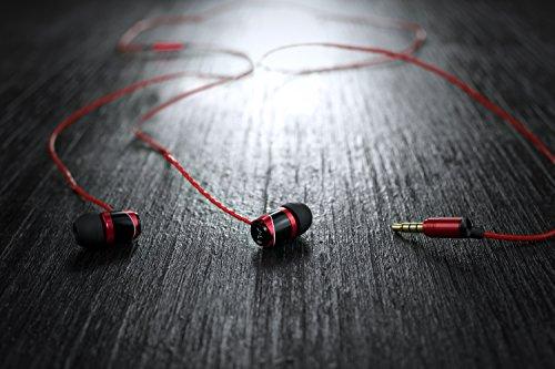 SoundMAGIC E10-SVBK geschlossener In-Ear Kopfhörer silber/schwarz