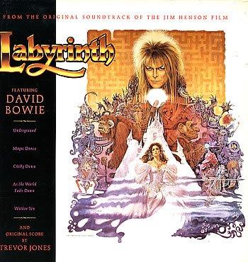 Preisvergleich Produktbild Labyrinth (soundtrack) [Vinyl LP]