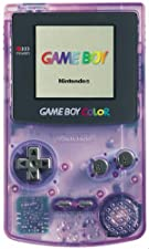 Nintendo GameBoy Color - Light Purple Console