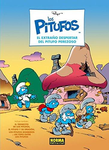 LOS PITUFOS 16. EL EXTRAÑO DESPERTAR DEL PITUFO PEREZOSO