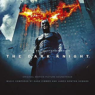 The Dark Knight (Bande Originale du Film) (B0017I1FP8) | Amazon Products