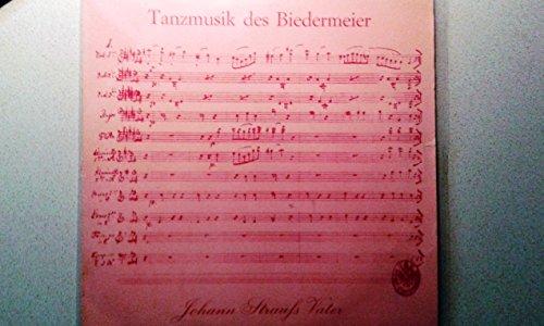 Tanzmusik des Biedermeier