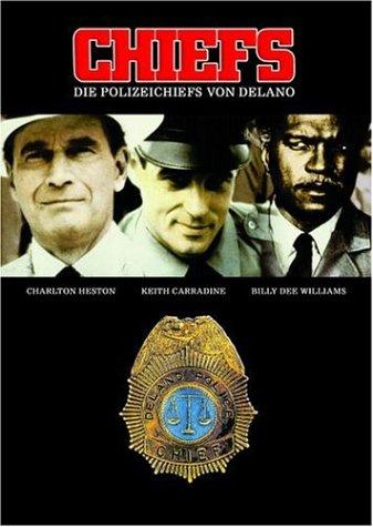 Chiefs - Die Polizeichiefs von Delano (4 DVDs)