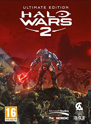 Pccd Halo Wars 2 - Ultimate Edition (Eu)