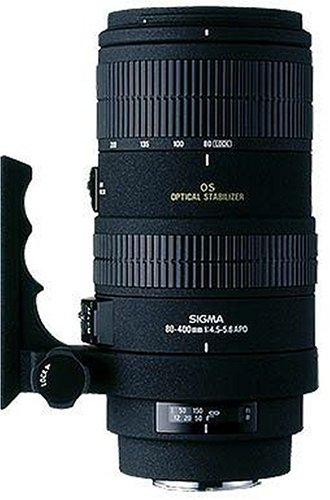 Sigma EX 80-400/4,5-5,6 EOS APO OS DG gebraucht kaufen  Wird an jeden Ort in Deutschland