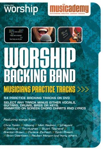 Worship Backing Band - Musicians Practice Backing Tracks [Edizione: Regno Unito]