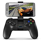 Gamesir T1s - Manette de Jeu 2.4GHz, Manette sans Fil Bluetooth 4.0 pour Android Smartphone, Android Tablette, Windows PC, PS3, Samsung VR etc.