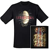 Lacuna Coil KARMACODE - Official Mens T Shirt