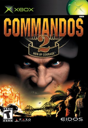 Commandos 2: Men of Courage 51PMTVMKA4L